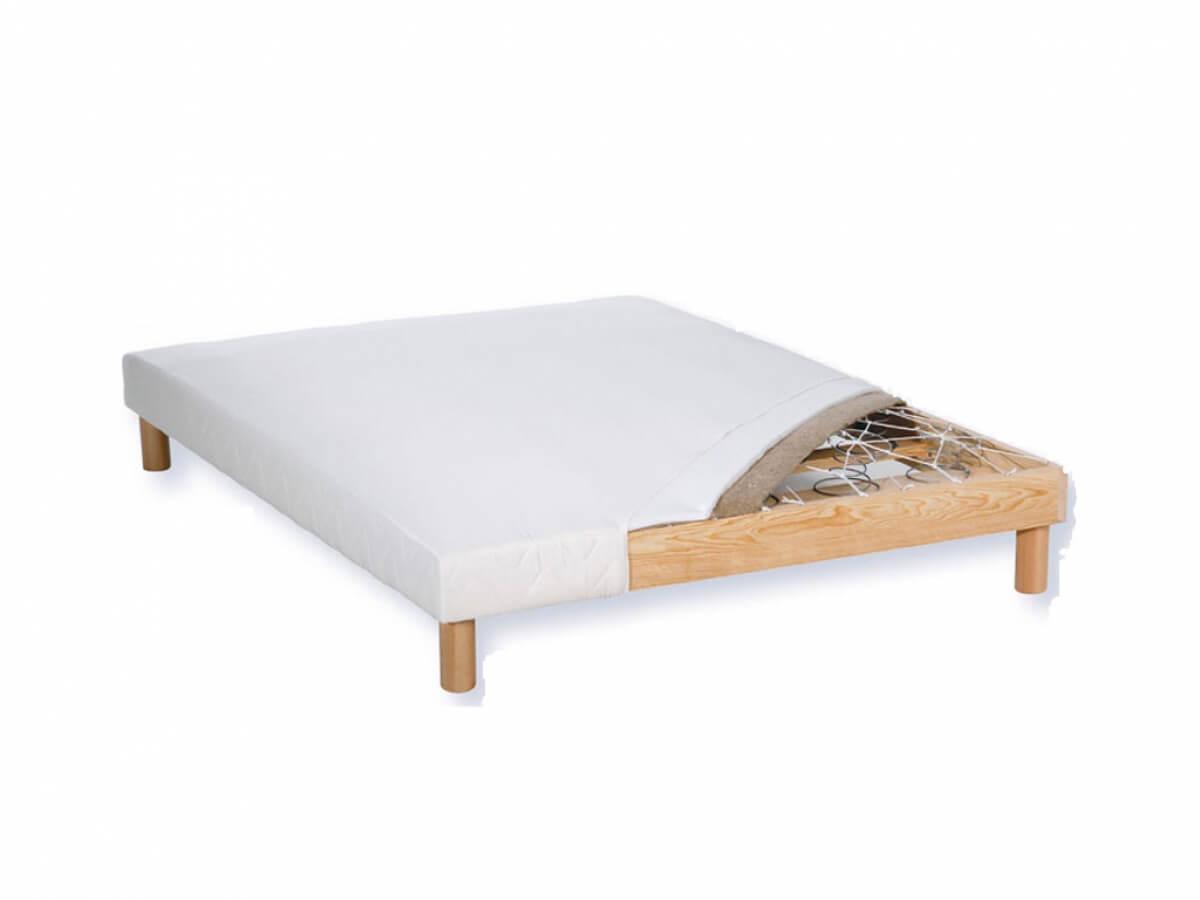 sommier ressorts. Black Bedroom Furniture Sets. Home Design Ideas